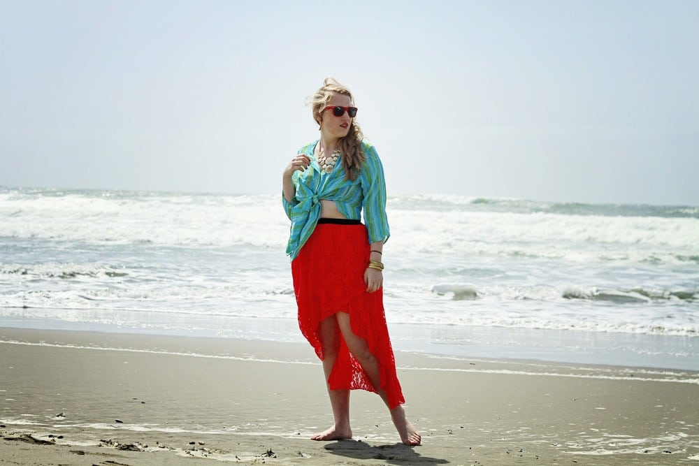 Breezy Beach Side
