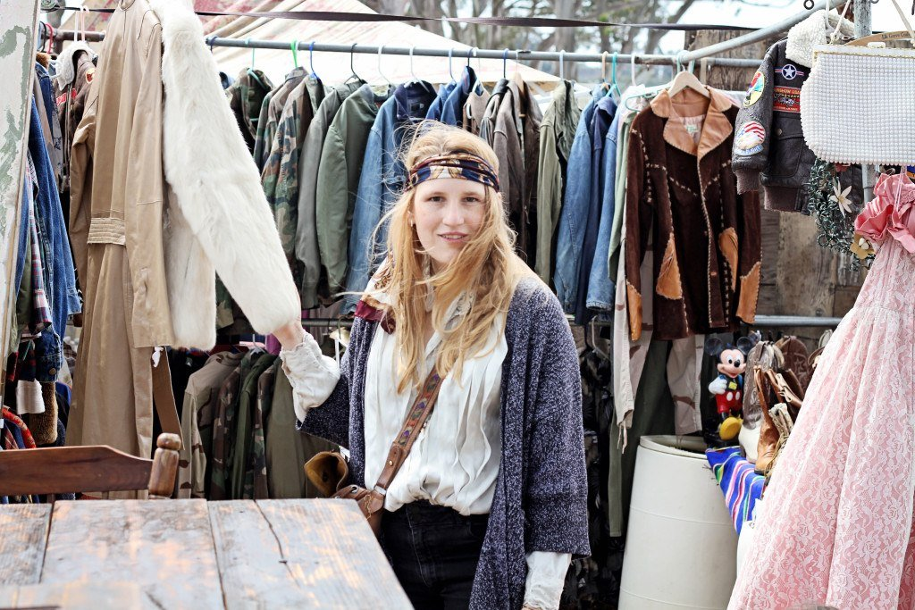 treasure island flea market