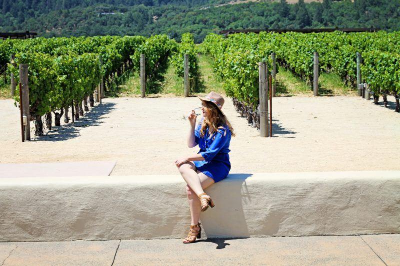 Napa Valley on a budget, napa valley cheap wine tastings, napa free wine tastings, Whimsy soul, San Francisco fashion blogger