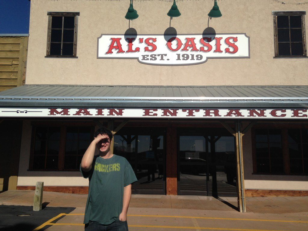 Al's Oasis South Dakota