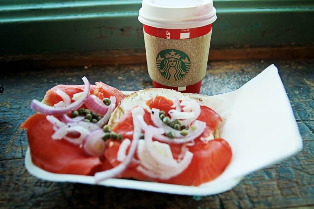 Pike Place Market Starbucks