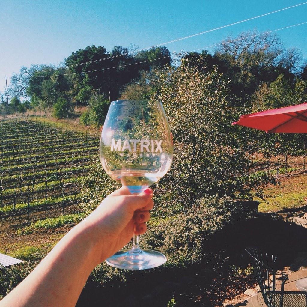 Matrix Winery Sonoma