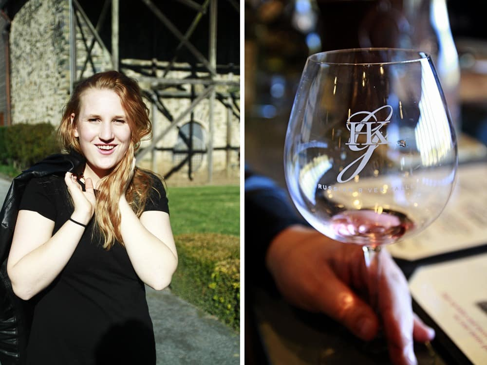 HKG winery in Healdsburg
