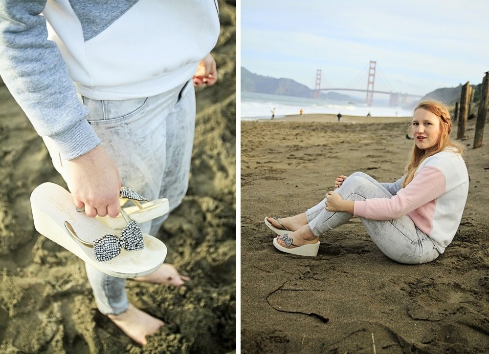 Best beach in San Franciso - Whimsy Soul