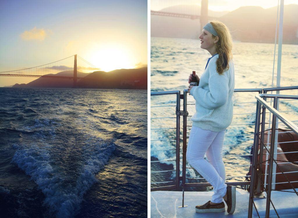 SSailing the San Francisco Bay