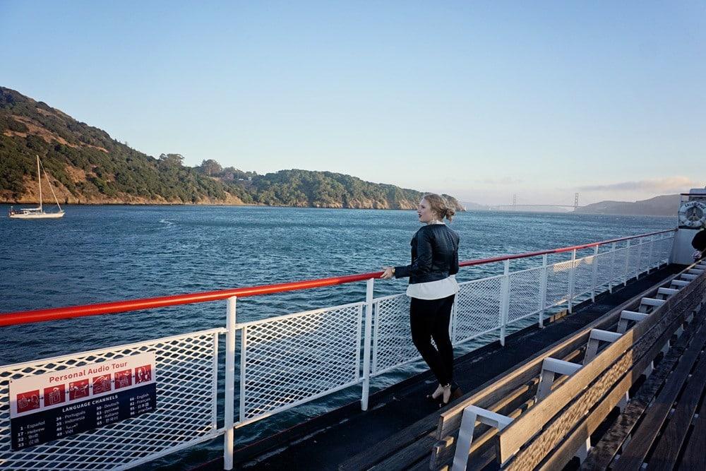 Sunset Cruise around San Francisco Bay with Vimbly