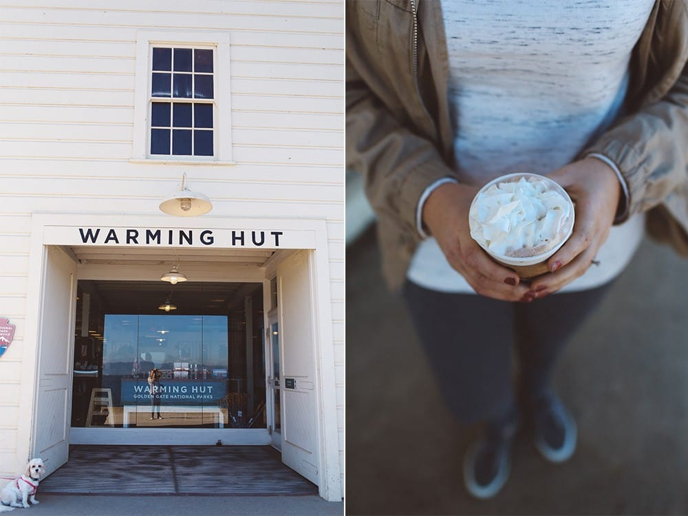The Warming Hut Cafe