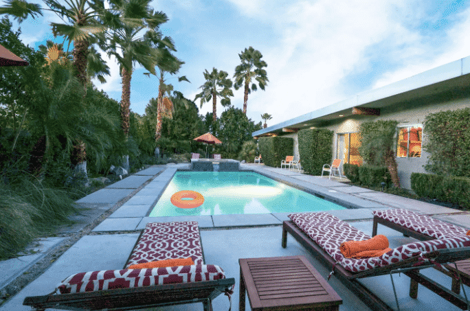 Palm Spring Airbnb