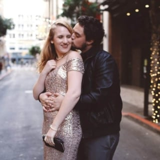 San Francisco Engagement Photo Idea