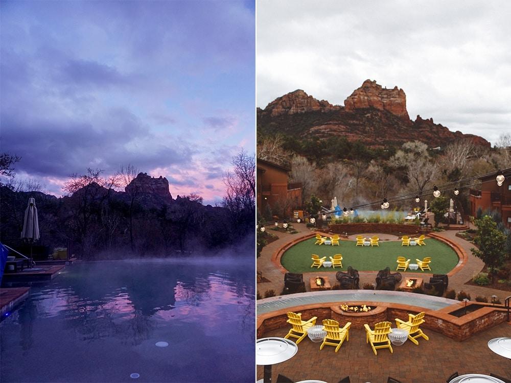 Amara Resort Hotel in Sedona Ariziona