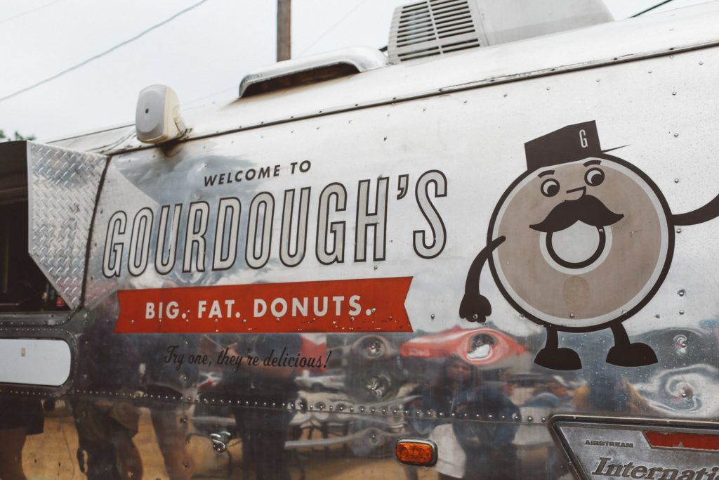 Gourdough's Donuts Austin