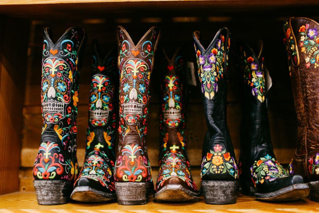 Allen's Boots in Austin