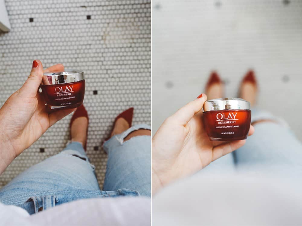 Olay cream review