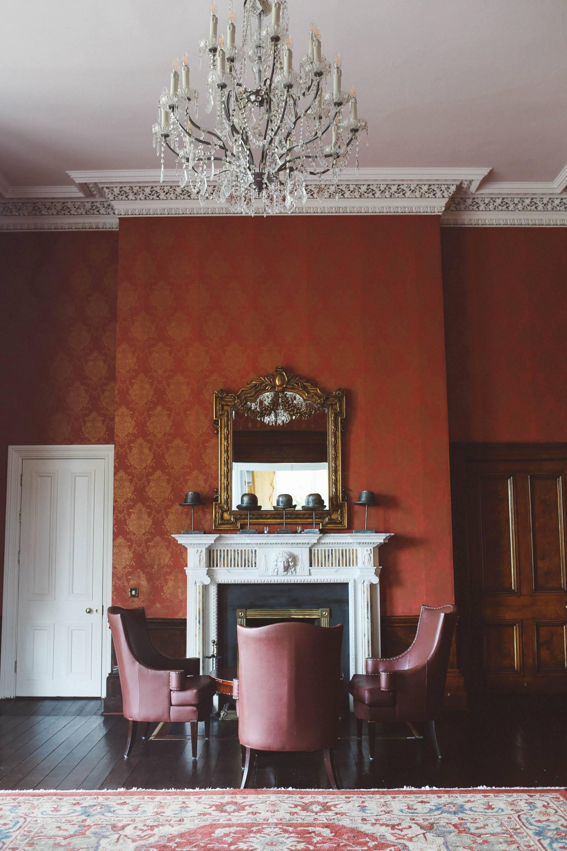 Lyrath Estate red room