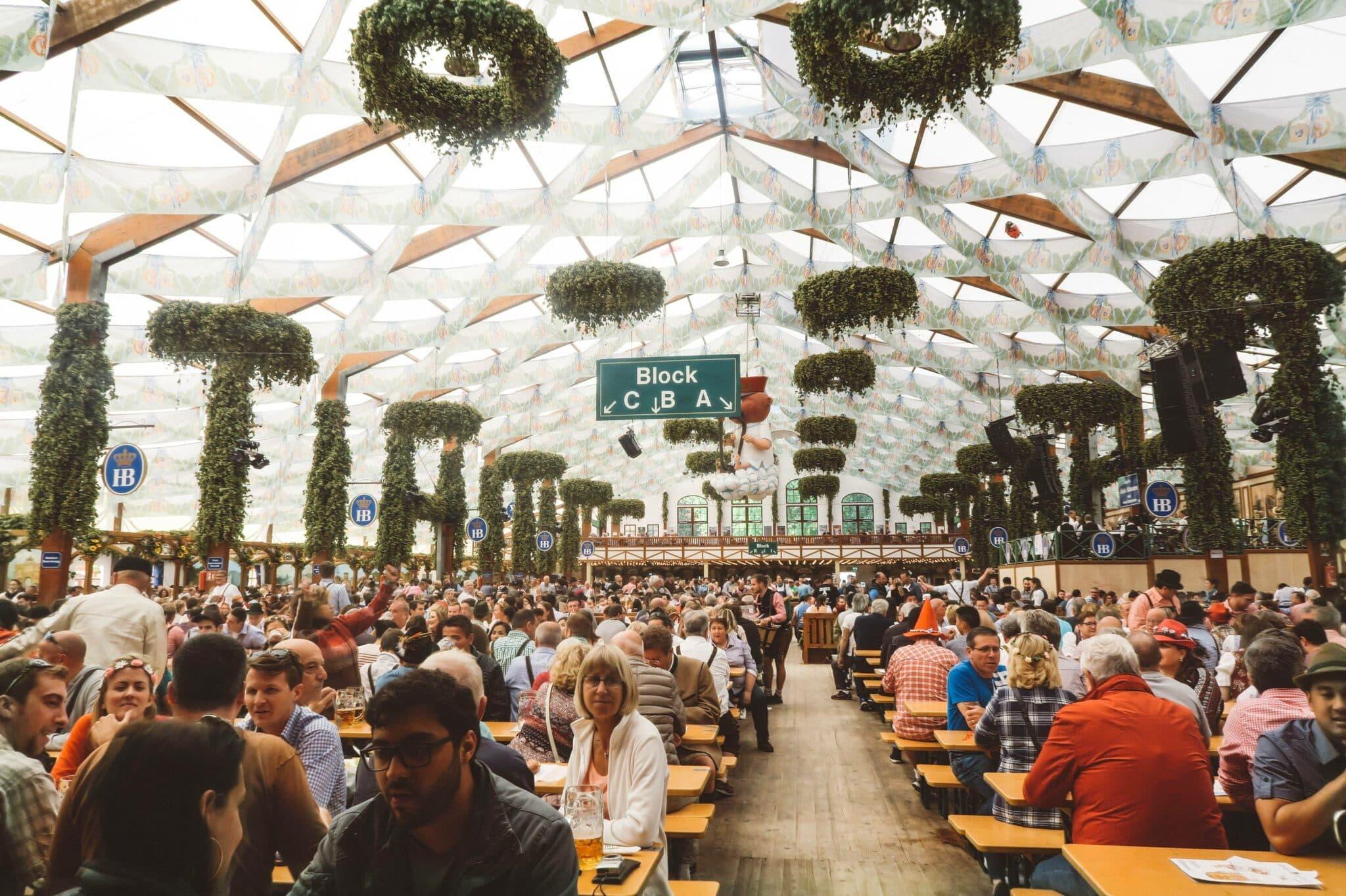Oktoberfest Munich HB