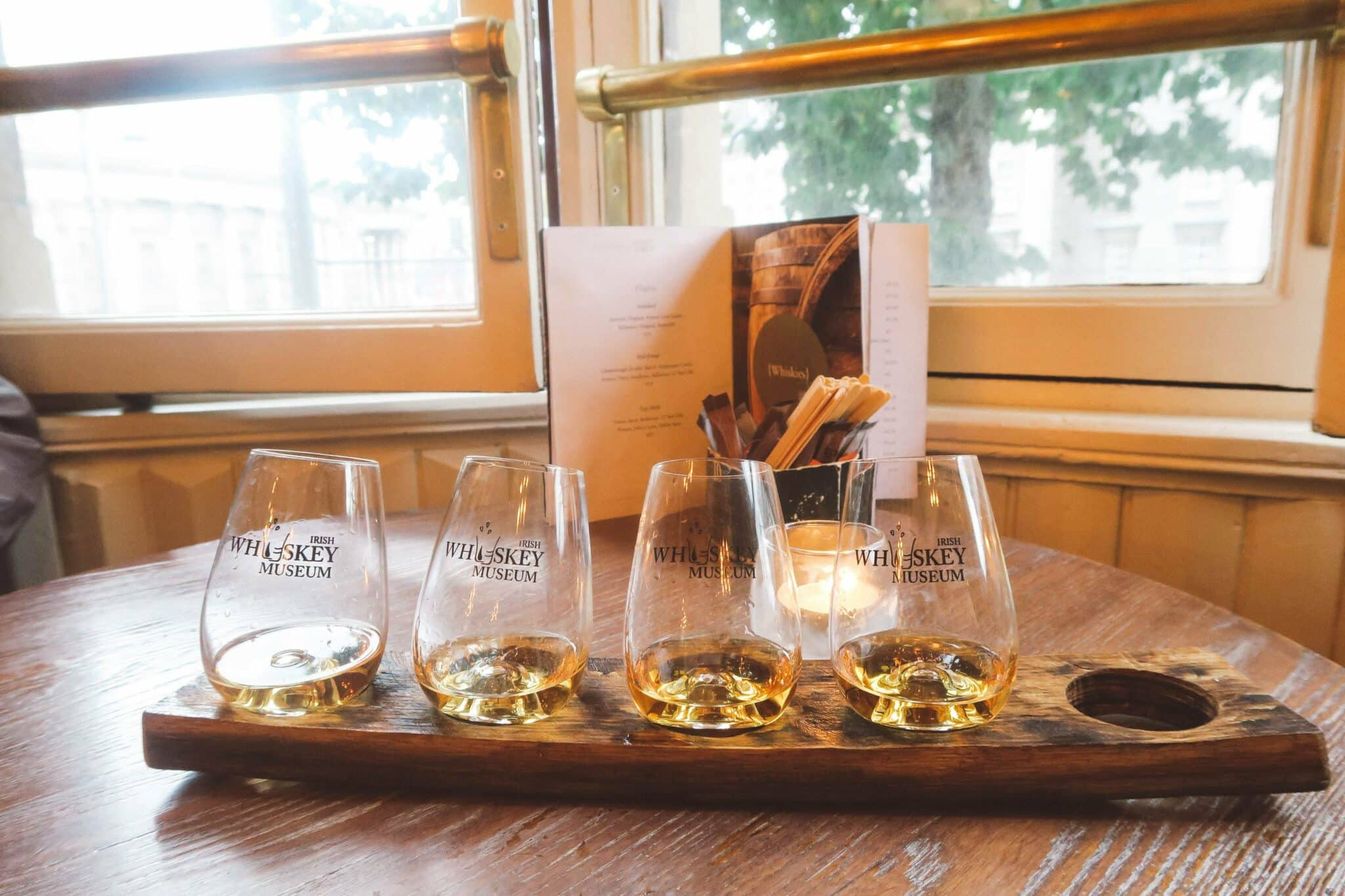 dublin whiskey tasting