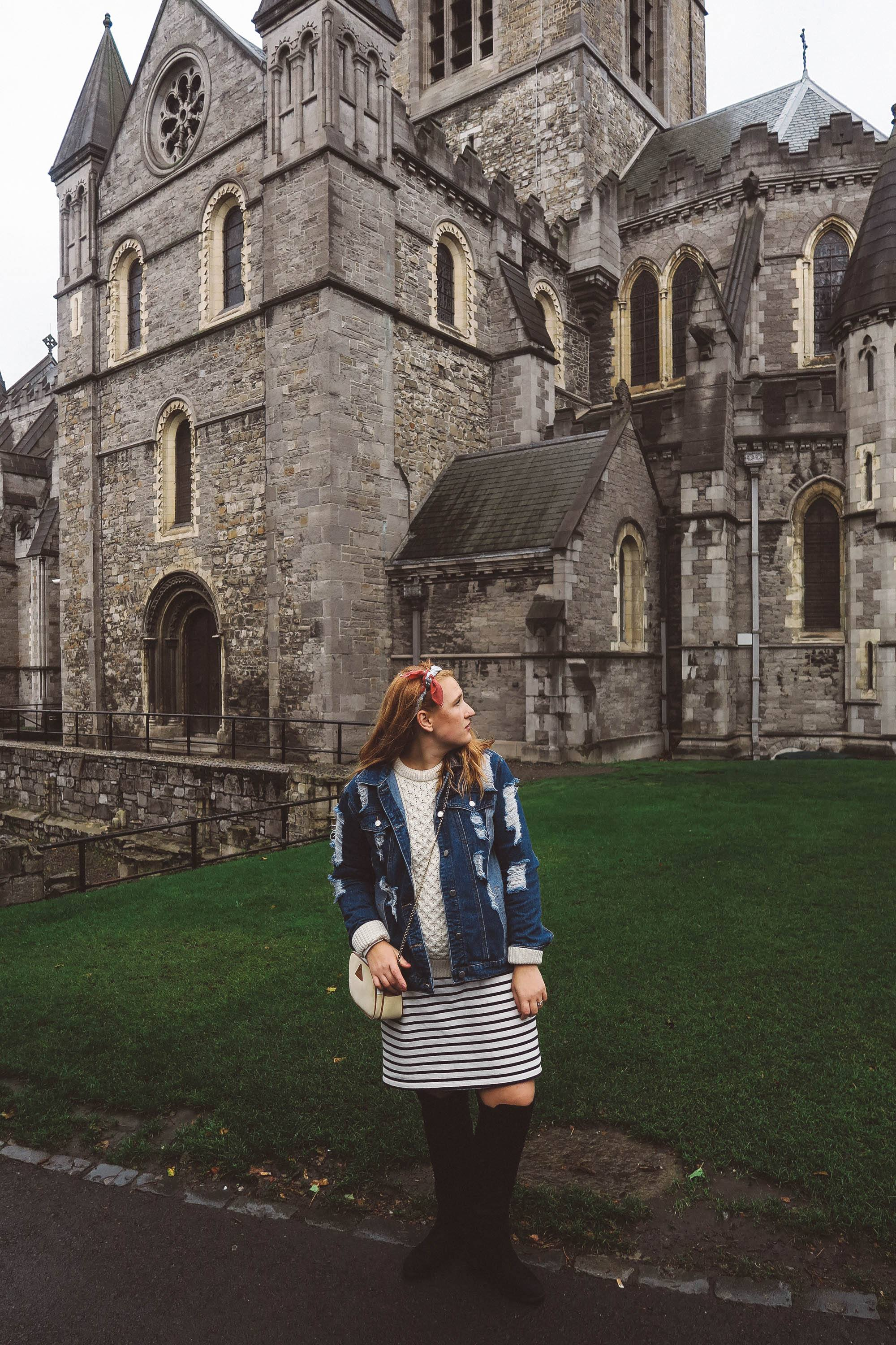 dublin church denim jacket