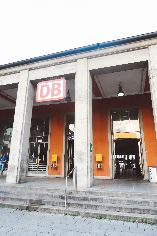 munich db train