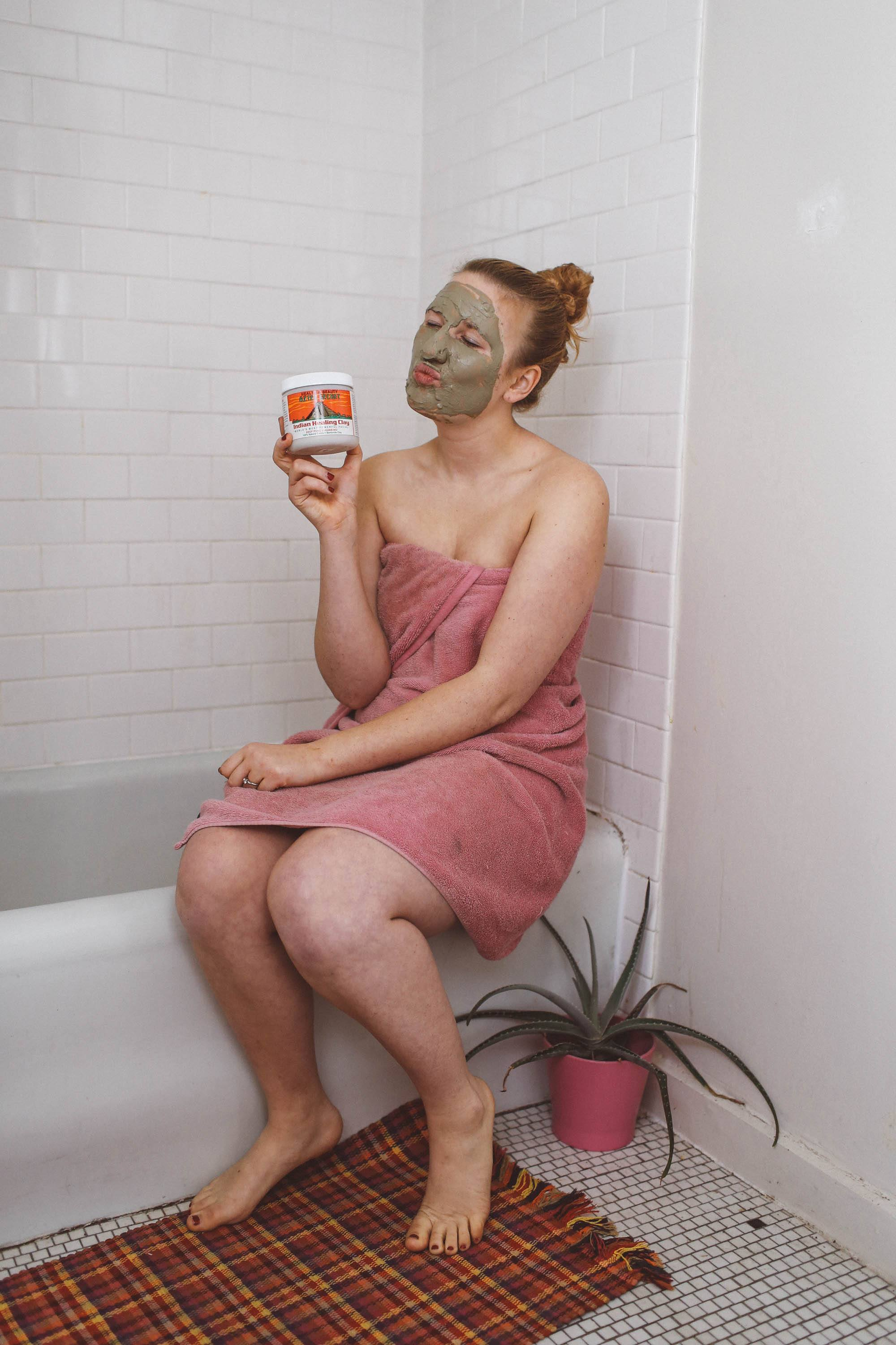 aztec healing clay mask review