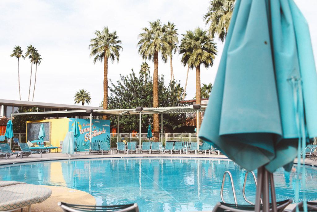 Midcentury Glam at Hotel Valley Ho