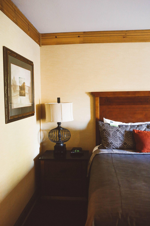 tenaya lodge rooms