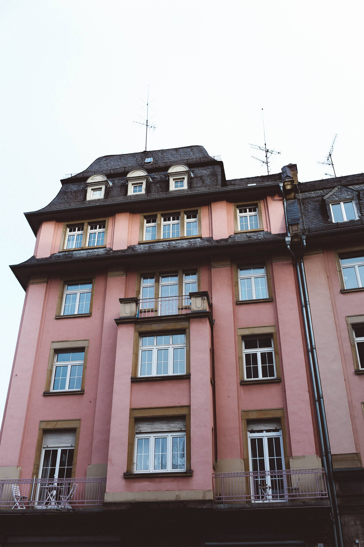 frankfurt germany romer building