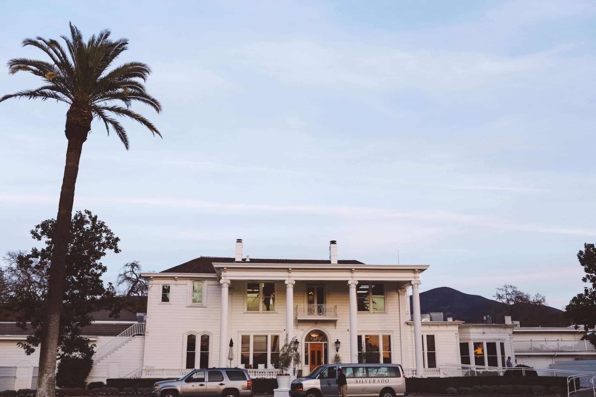 silverado resort napa valley hotel