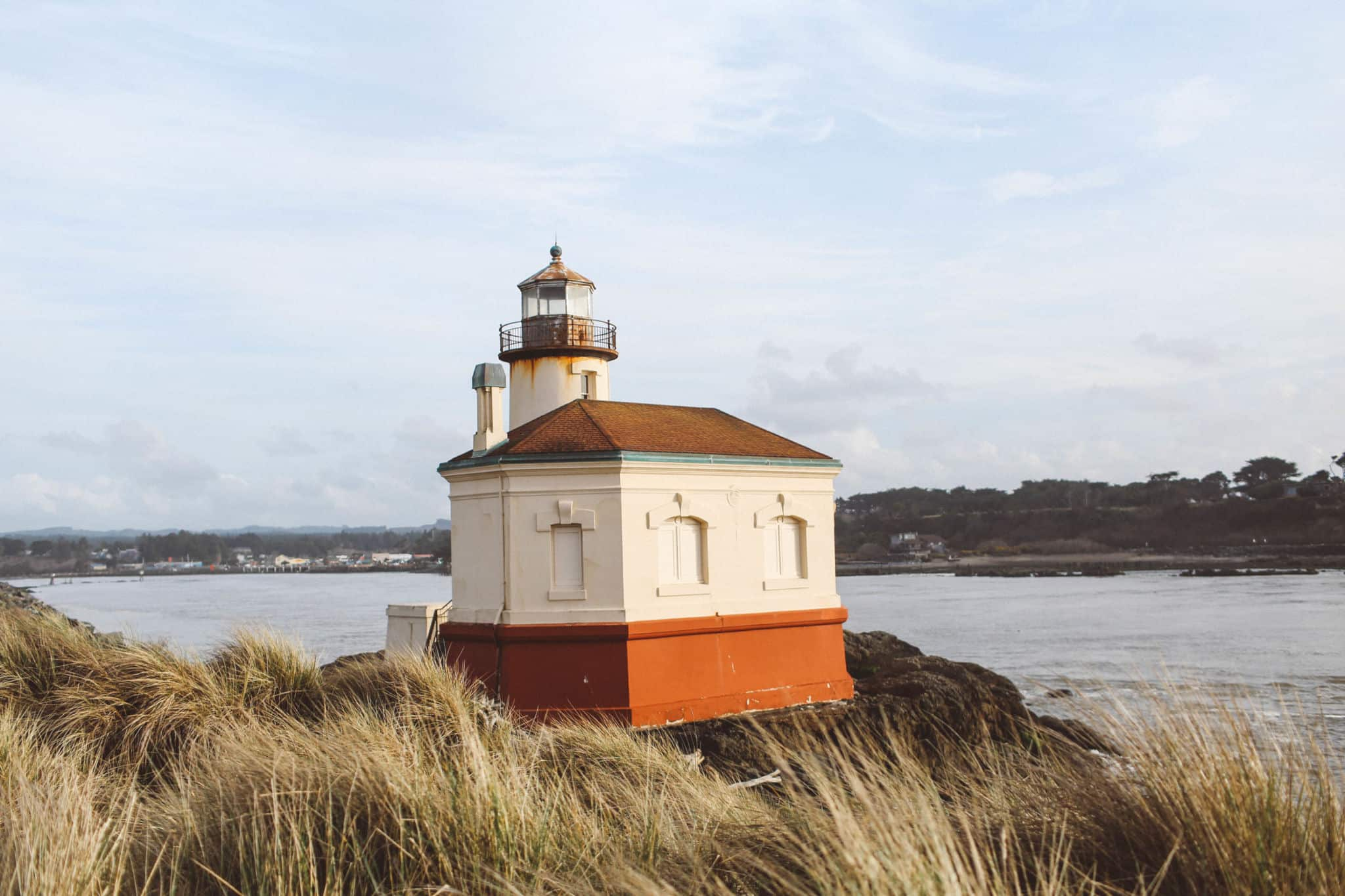 oregon lighthouse bandon