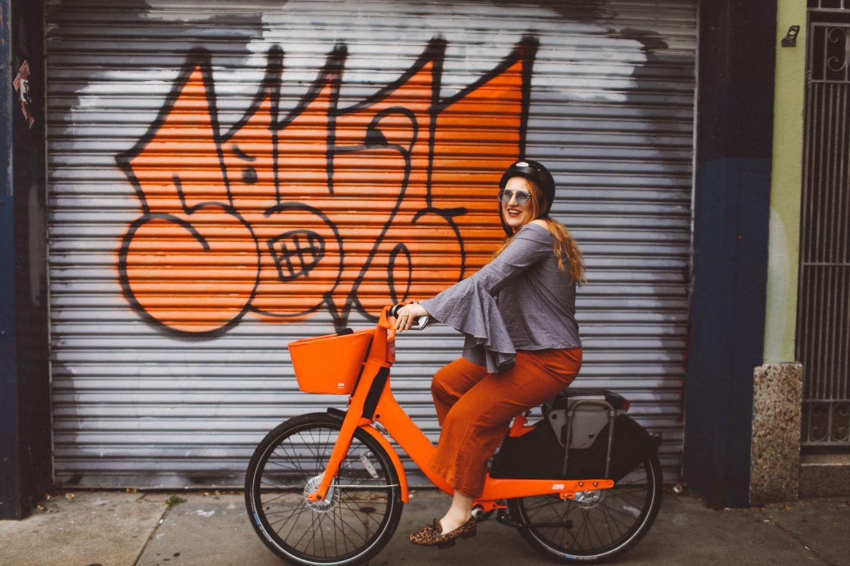 We Used Uber Bike To Explore Our Favorite San Francisco Neighborhood