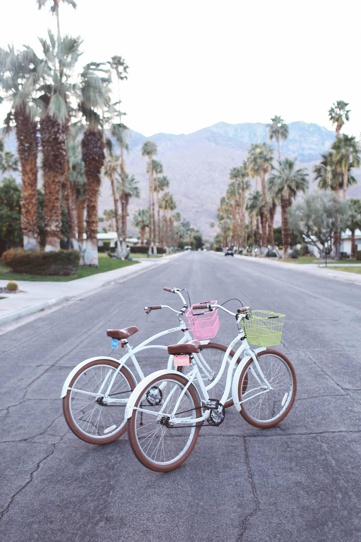 Palm springs bike tour