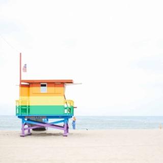 rainbow venice beach