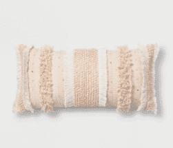 Tufted Oversize Lumbar Pillow