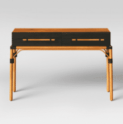 Mokara Console Table Brown