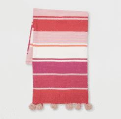 Woven Cotton Throw Blanket