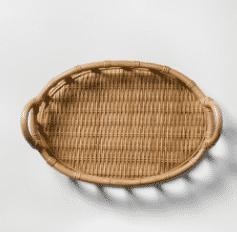 Rattan Tray – Natural