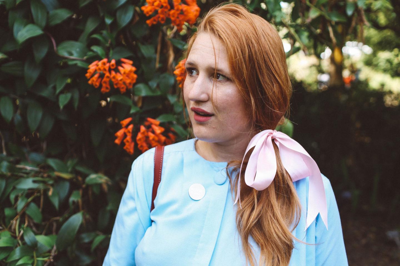 Feminine Hair Bows For Spring