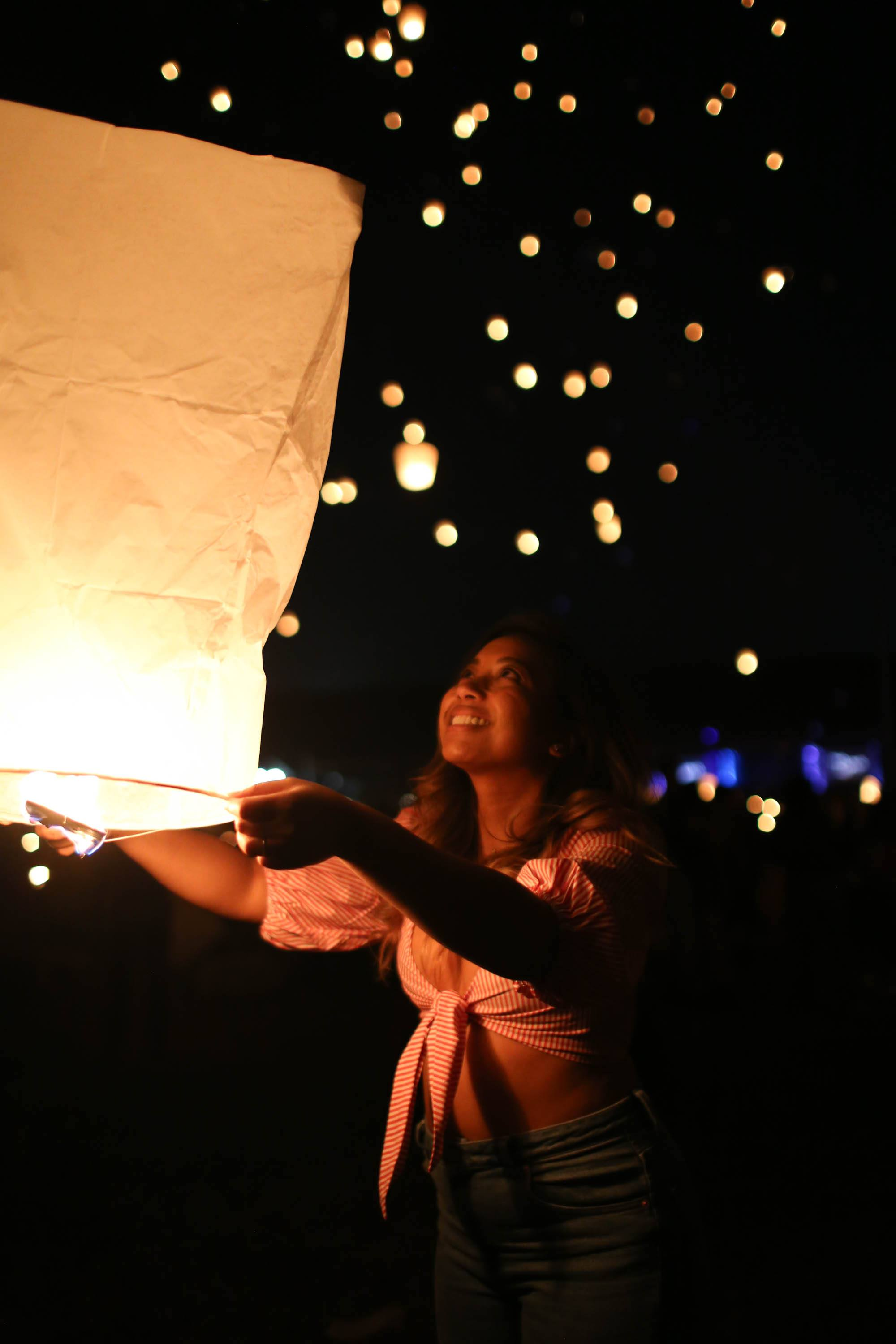 the lights fest lantern festival