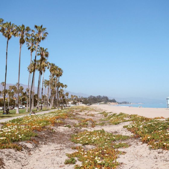 West Beach in Santa Barbara