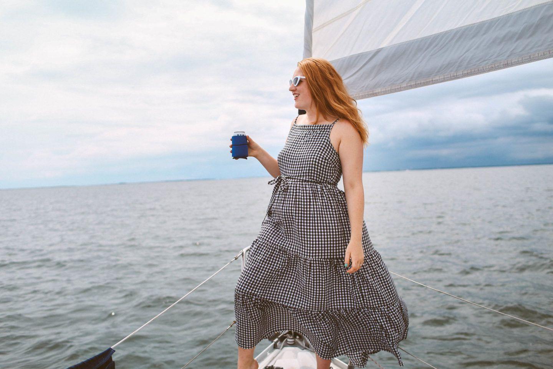 You Have To Go Sailing At Pensacola Beach