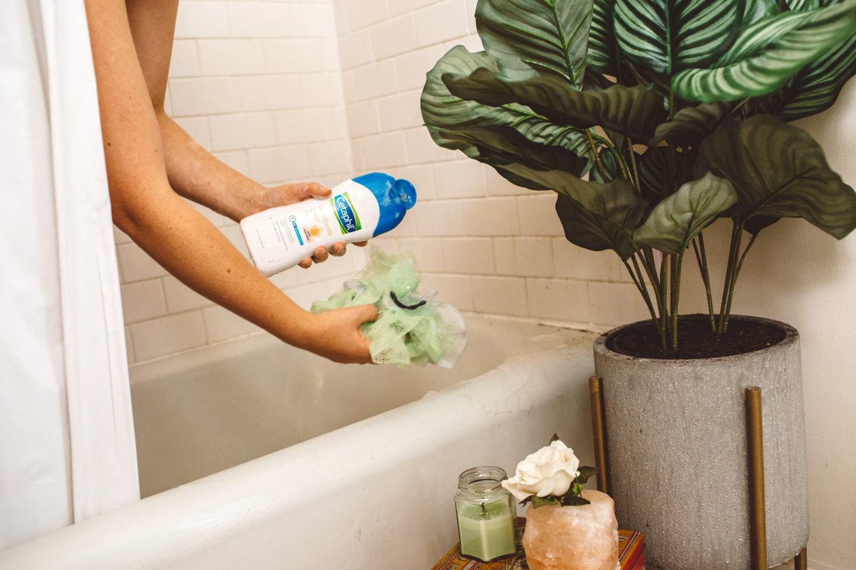 How Cetaphil Body Wash Helps Sensitive Skin