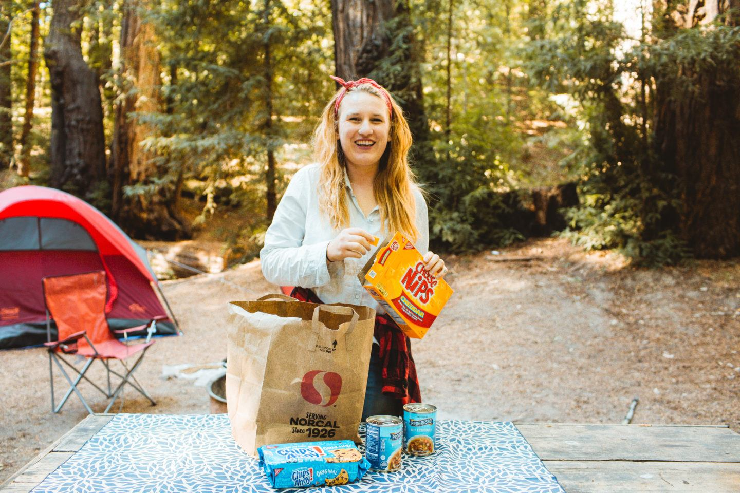 Our Favorite Camping Food Hacks