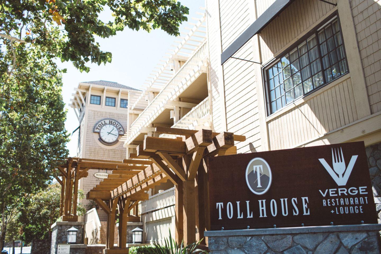 Toll House Hotel in Los Gatos
