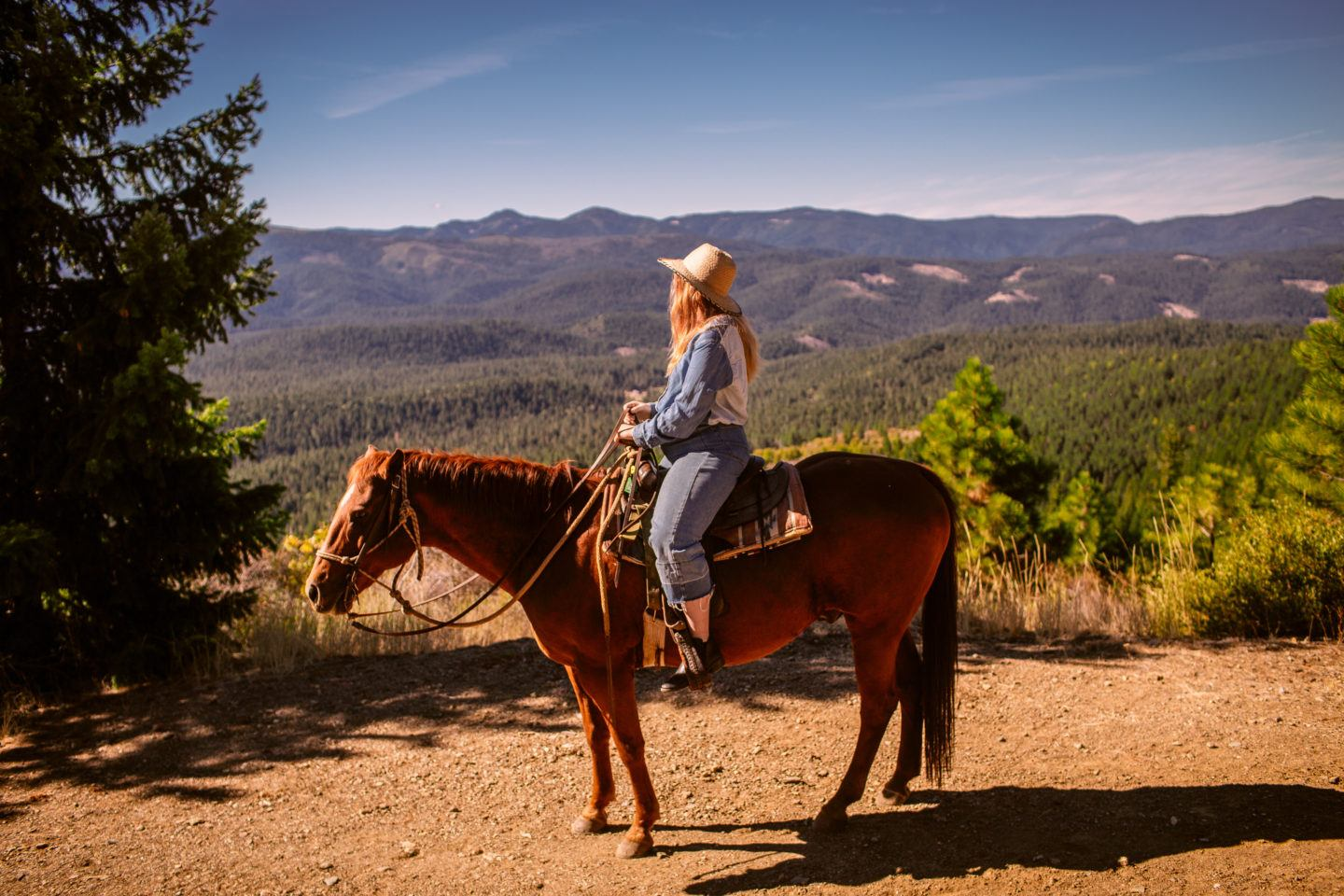 Greenhorn Ranch – A Magical Dude Ranch in California