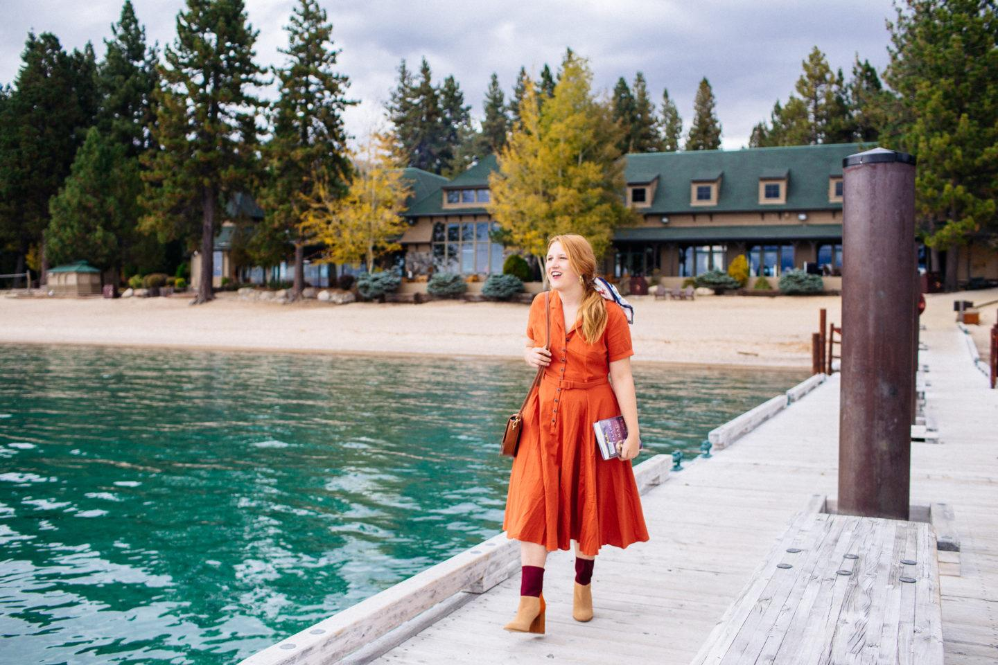 This Waterfront Lake Tahoe Resort Has The Best Instagramable Sunsets