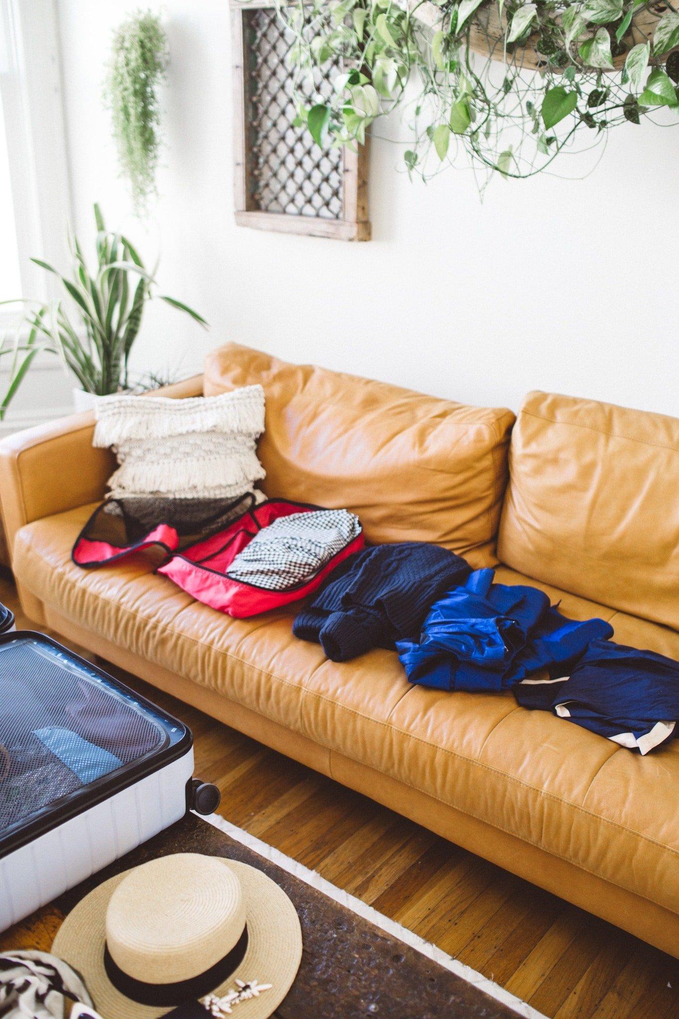 long trip packing tips
