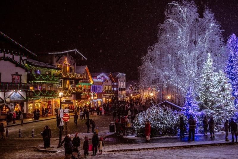 Leavenworth Christmas