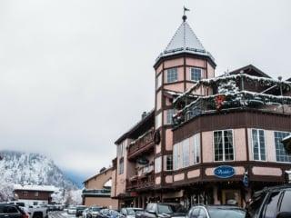 Amazing architecture in Leavenworth, WA