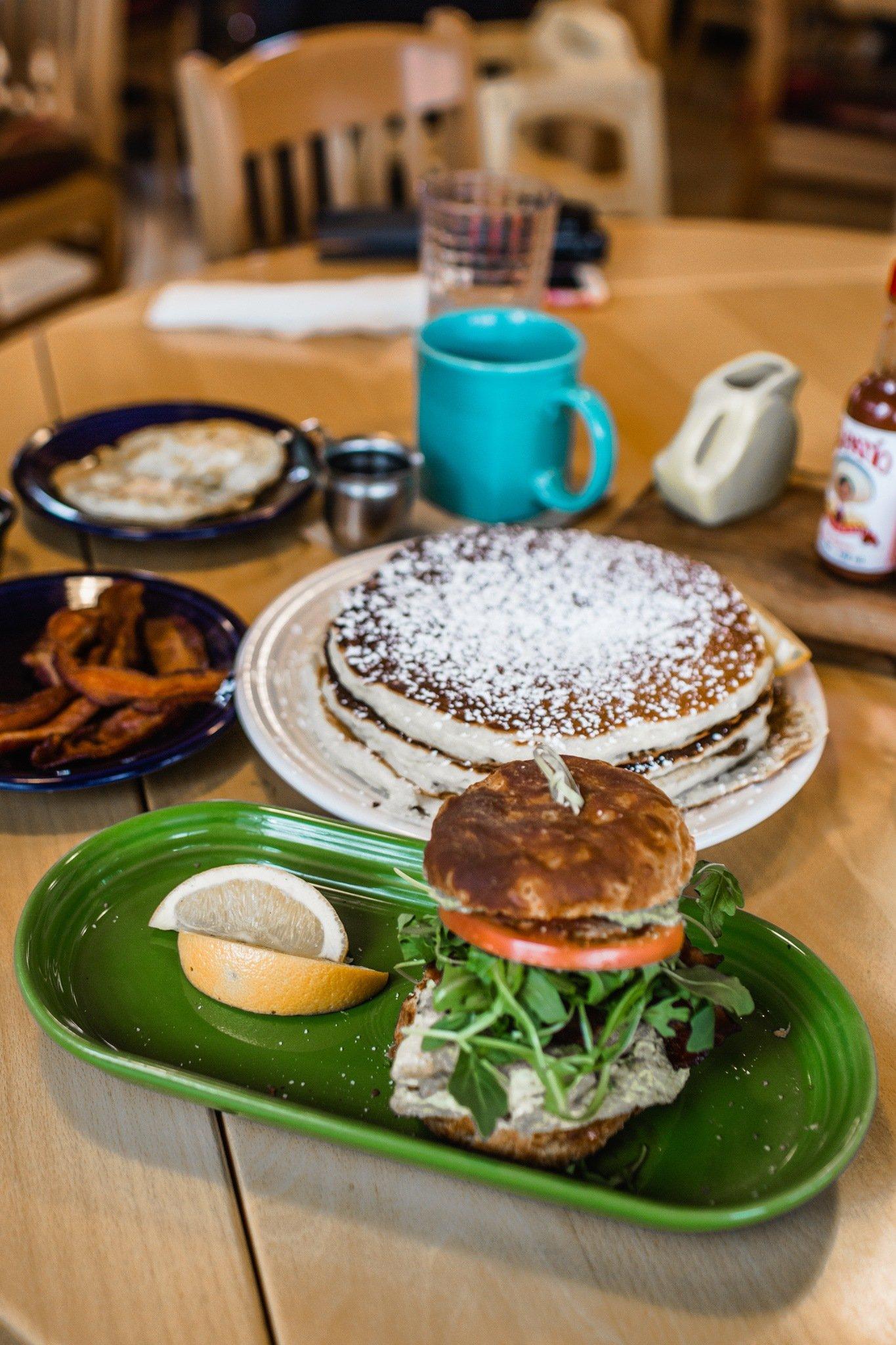 Breakfast at O'Grady's
