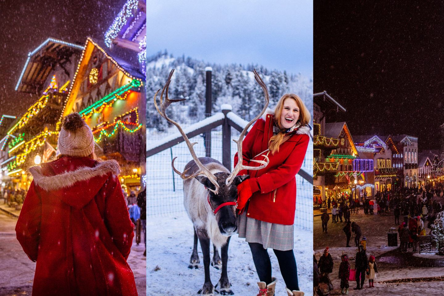 12 Festive Leavenworth Christmas Activities You'll Love