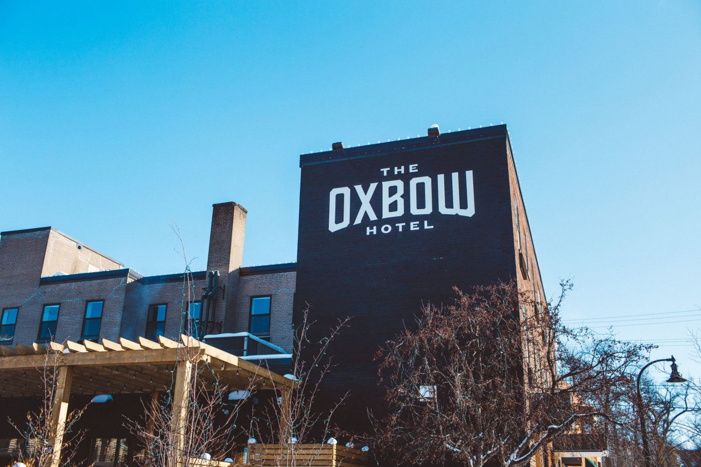 Indie Chic at the Oxbow Hotel in Eau Claire, Wisconsin